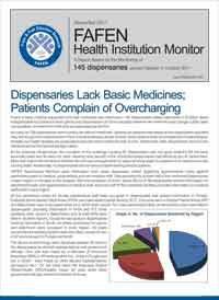 Dispensaries Lack Basic Medicines; Patients Complain of Overcharging