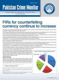 Firs for Counterfeiting Currency Continue to Increase