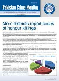 More Districts Report Cases of Honor Killings