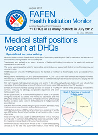 Medical Staff Positions Vacant at DHQs