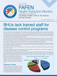 BHUs Lack Trained Staff for Disease Control Programs