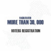 voters registrations by free and fair election network