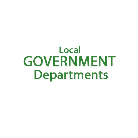 local government departments