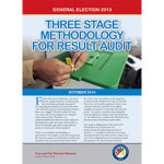FAFEN Methodology for Election Result Audit in Pakistan