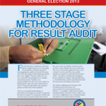 General-Election-2013---Three-Stage-Methodology-for-Result-Audit-Pakistan