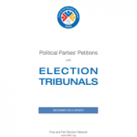 FAFEN-Political-Parties'-Petitions-with-Election-Tribunals-December-2014-Update-Pakistan