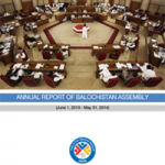 FAFEN-Parliament-Monitor--Annual-Report-of-Balochistan-Assembly-(June-1,-2013---May-31,-2014)