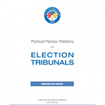 FAFEN--Political-Parties-Petitions-with-Election-Tribunals-February-2015-Update-Pakistan