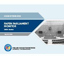 FAFEN Parliament Monitor Senate of Pakistan 248th Session Report