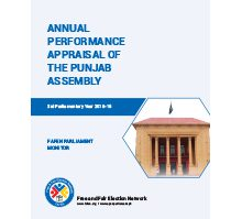 Punjab Assembly's 3rd Year: Members disinterest persists while legislative productivity increases