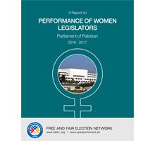 Women contribute 38% of Parliamentary Agenda during 2016-17
