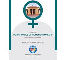 Women Legislators Perform Better than Male Counterparts in Punjab
