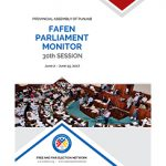 FAFEN 30th Session Report of Punjab Assembly