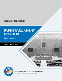 FAFEN-Senate-267th-Session-Report-1